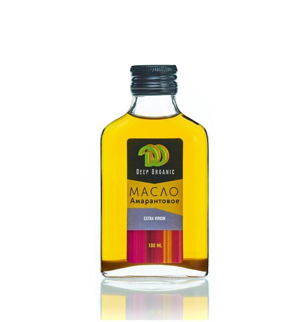 Марантовое масло в бутылочке