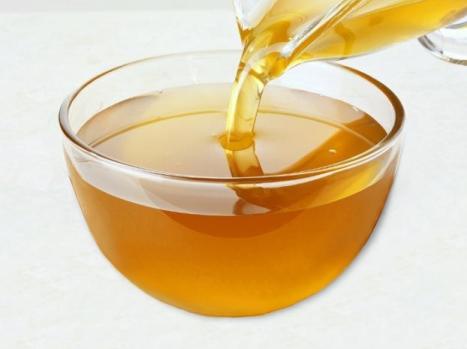 Чашка с амарантовым маслом