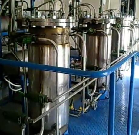 Оборудование для приготовления растительных масел
