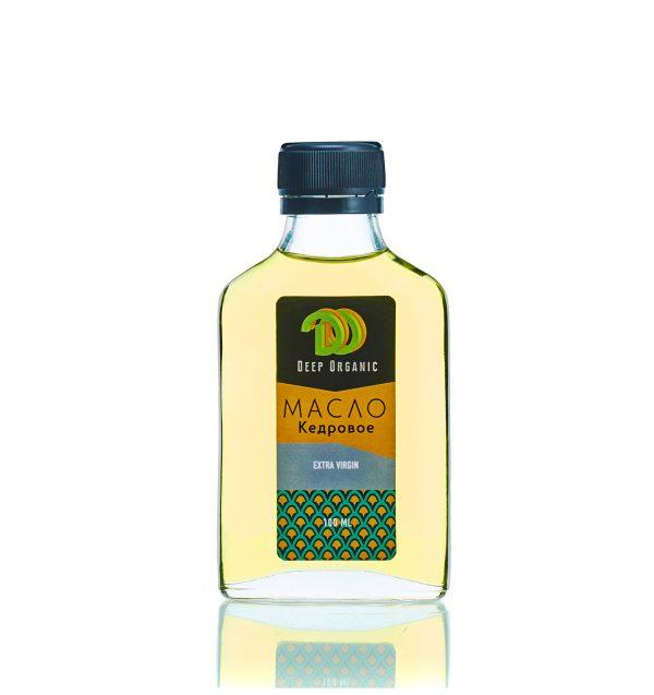 Кедровое масло в бутылочке