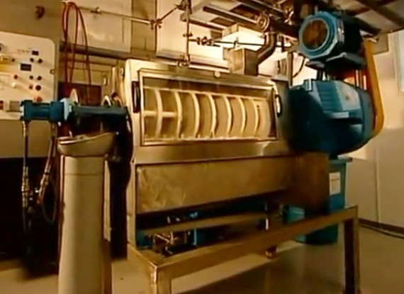 Оборудование по изготовлению растительных масел