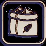 Пиктограмма зерно